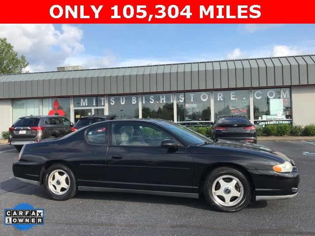 Pre-Owned 2003 Chevrolet Monte Carlo LS
