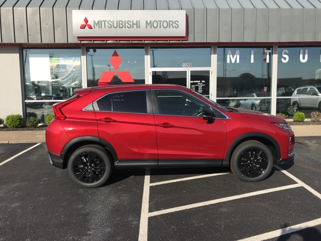 New 2018 Mitsubishi Eclipse Cross Le 4d Sport Utility In Clarksville