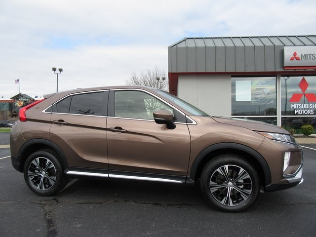 New 2018 Mitsubishi Eclipse Cross Se 4d Sport Utility In Clarksville