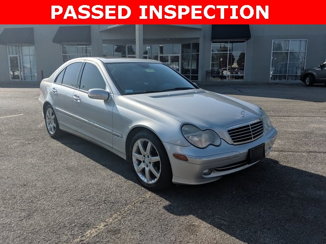 Pre-Owned 2004 Mercedes-Benz C-Class C 230