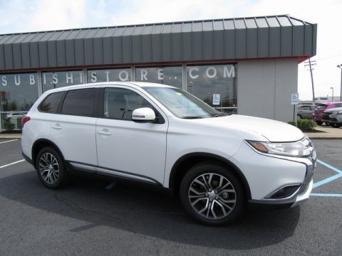New 2018 Mitsubishi Outlander SEL FWD 4D Sport Utility