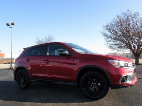 New 2018 Mitsubishi Outlander Sport LE FWD 4D Sport Utility