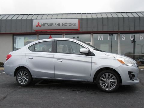 New 2018 Mitsubishi Mirage G4 ES FWD 4D Sedan